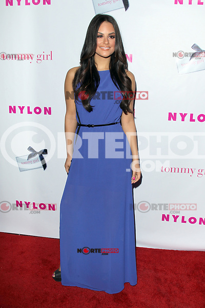 Pia Toscano at the NYLON Magazine Annual May Young Hollywood Issue Party at Hollywood Roosevelt Hotel on May 9, 2012 in Hollywood, California. © mpi29/MediaPunch Inc.