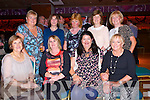 Enjoying the Eircom Telephone and Engineering Retirement Gathering at the Grand Hotel on Friday Pictured Front l-r Margaret Sayers, Noreen Hickey, Brid O'Riordan, Claire Kelleher.  Back l-r Mary Sayers, Kathleen Flynn, Dora Moynihan, Geraldine Stack, Vera Crowe