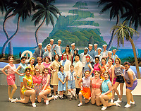 South Pacific Group Photos