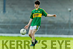 Fergal Barry on the Kerry Minor Football panel.