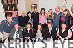 Tesco Manor staff party at Finnegans Restaurant on Saturday.  Brendan O'Connor, Liddy Bennett, Marina Fagan, Eileen Beasley, Mary Whelan.  Back l-r Robert Pierse, Willie O'Gorman, John Fagan, Dalia Zymantiene, Stephan Pasner, Lina Zakareviciene, KRAUSE KLOSET, Claude Casey, Lucy Barnet
