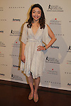 Maia Shibutani - 2016 World Silver Medalist/ 2016 National Champions - The 11th Annual Skating with the Stars Gala - a benefit gala for Figure Skating in Harlem on April 11, 2016 on Park Avenue in New York City, New York with many Olympic Skaters and Celebrities. (Photo by Sue Coflin/Max Photos)