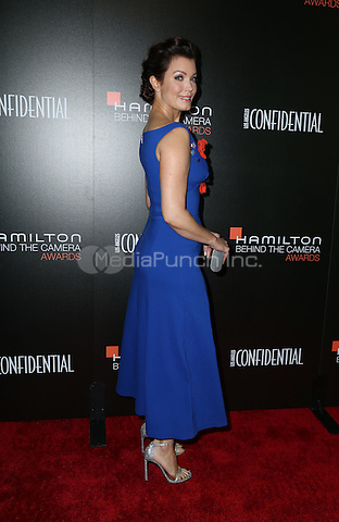 LOS ANGELES, CA - NOVEMBER 06: Bellamy Young arrives  at the 9th Hamilton Behind The Camera Awards at Exchange LA on November 6, 2016 in Los Angeles, California. (Credit: Parisa Afsahi/MediaPunch).