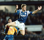 Richard Gough, Rangers
