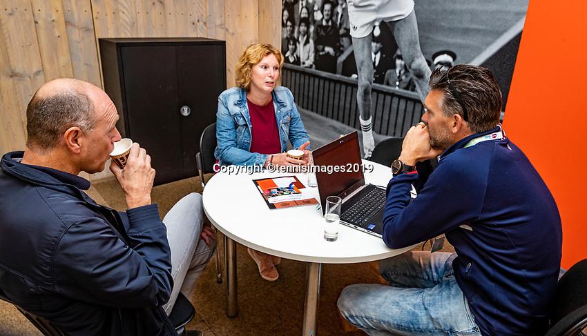 Rosmalen, Netherlands, 15 June, 2019, Tennis, Libema Open, <br /> Photo: Henk Koster/tennisimages.com
