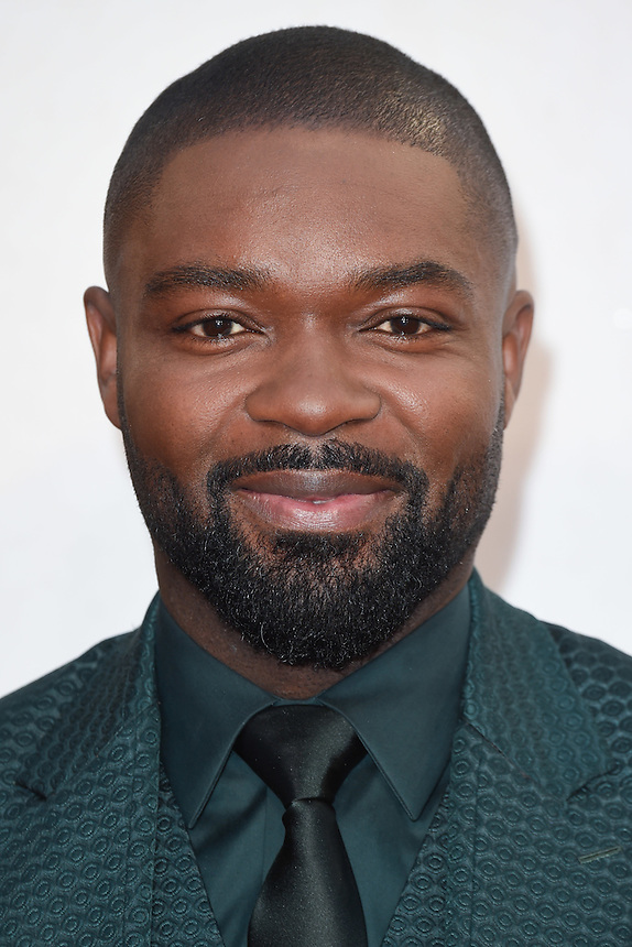 "David Oyelowo<br /> at the London Film Festival 2016 premiere of ""Queen of Katwe"" at the Odeon Leicester Square, London.<br /> <br /> <br /> ©Ash Knotek  D3168  09/10/2016"