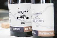 domaine breton bourgueil loire france