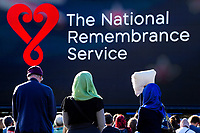 National Remembrance Day at Waitangi Park in Wellington, New Zealand on Saturday, 9 March 2019. Photo: Dave Lintott / lintottphoto.co.nz