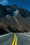 La Cumbre Pass_6000 Meters_World's Most Dangerous Road_Bolivia