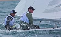 Star.USA.MENDELBLATT Mark, Fatih Brian..2012 Olympic Games .London / Weymouth