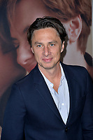 """LOS ANGELES, USA. November 06, 2019: Zach Braff at the premiere for """"Marriage Story"""" at the DGA Theatre.<br /> Picture: Paul Smith/Featureflash"""