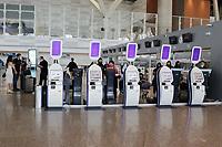 22/05/2020 - MOVIMENTAÇÃO NO AEROPORTO DE VIRACOPOS