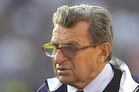 13 October 2007: Penn State coach Joe Paterno..The Penn State Nittany Lions defeated the Wisconsin Badgers 38-7 October 13, 2007 at Beaver Stadium in State College, PA..