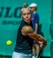 The Hague, Netherlands, 11 June, 2017, Tennis, Play-Offs Competition, Annick Melgers<br /> Photo: Henk Koster/tennisimages.com