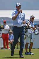 Matt Kuchar (USA) makes his way down 2 during round 2 of the AT&amp;T Byron Nelson, Trinity Forest Golf Club, at Dallas, Texas, USA. 5/18/2018.<br /> Picture: Golffile | Ken Murray<br /> <br /> <br /> All photo usage must carry mandatory copyright credit (&copy; Golffile | Ken Murray)