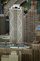 aerial photograph Onterie Center, Chicago, Illinois