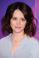 Claire Foy at the photocall for &quot;Breathe&quot;, part of the BFI London Film Festival, at the Mayfair Hotel, London, UK. <br /> 04 October  2017<br /> Picture: Steve Vas/Featureflash/SilverHub 0208 004 5359 sales@silverhubmedia.com