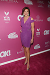 RHONY's LuAnn de Lesseps Attends OK! Magazine's Annual 'SO SEXY' event in New York, toasting the City's sexiest celebrities of 2015 and NY's most-glamorous at HAUS Nightclub.