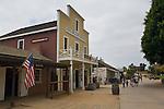 Colorado House & Wells Fargo Museum, Old Town San Diego State Historic Park, San Diego, California