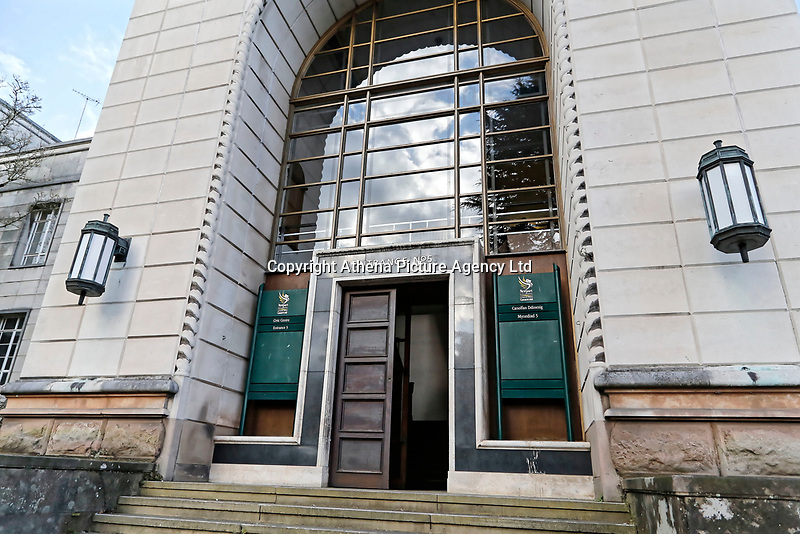 COPY BY TOM BEDFORD<br /> Pictured: Newport Coroner's Court. Monday 26 February 2018<br /> Re: Inquest held at Newport Coroner's Court, into the death of five year old Ellie-May Clark who died of an asthma attack, after being refused a GP appointment in Newport, south Wales. <br /> Dr Joanne Rowe refused to see her, on the grounds that her mother was a few minutes late for a booked appointment.<br /> A few hours later, Ellie-May Clark suffered a seizure and died, despite the efforts of an ambulance crew.