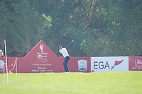 Christian Bezuidenhout (RSA) on the 6th tee during the Pro-Am of the Abu Dhabi HSBC Championship 2020 at the Abu Dhabi Golf Club, Abu Dhabi, United Arab Emirates. 15/01/2020<br /> Picture: Golffile | Thos Caffrey<br /> <br /> <br /> All photo usage must carry mandatory copyright credit (© Golffile | Thos Caffrey)