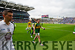 Paul Murphy,  Kerry players after the All Ireland Quarter Final at Croke Park on Sunday.