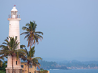 Galle Lighthouse, Gelle, Sri Lanka