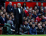 Jose Mourinho manager of Manchester Unitedduring the premier league match at the Old Trafford Stadium, Manchester. Picture date 17th September 2017. Picture credit should read: Simon Bellis/Sportimage