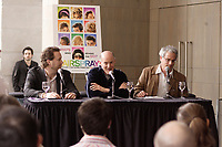 Montreal (Qc) CANADA, April 23 2007<br /> <br /> Neil Merron, Co-Producer , HAIRSPRAY a the press conference for AIRSPRAY MADE IN QUEBEC !<br /> (the french dubbing of dialogue and songs by famous Quebec singers), April 23rd ,2007 at the Ex Centris in Montreal.<br /> <br /> photo by Pierre Roussel - Images Distribution
