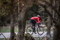 Team Lotto-Soudal during their Li&egrave;ge-Bastogne-Li&egrave;ge 2017 recon<br /> <br /> 103rd Li&egrave;ge-Bastogne-Li&egrave;ge 2017 (1.UWT)<br /> One Day Race: Li&egrave;ge &rsaquo; Ans (258km)