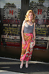 "Blanche Baker who stars in film attends the Filmmakers' Reception and Opening Night of the Hoboken International Film Festival - World Premiere Screening of ""An Affirmative Act"" - the first-ever courtroom drama about the legalization of Gay marriage on June 3, 2010 at the Cedar Lane Cinemas, Teaneck, New Jersey. (Photo by Sue Coflin/Max Photos)"