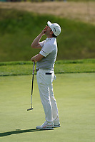 Brandon Grace (RSA) on the 4th green during the 1st round at the PGA Championship 2019, Beth Page Black, New York, USA. 17/05/2019.<br /> Picture Fran Caffrey / Golffile.ie<br /> <br /> All photo usage must carry mandatory copyright credit (&copy; Golffile | Fran Caffrey)