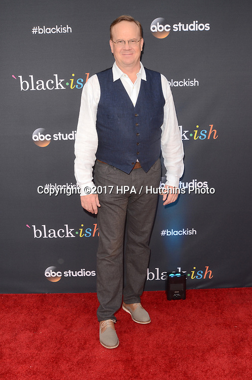 """LOS ANGELES - APR 12:  Peter Mackenzie at the """"Blackish"""" FYC Event at the Television Academy, on April 12, 2017 in North Hollywood, CA"""