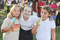 The Harker School - LS - Lower School - Welcome Back BBQ for Grades 1-5 - Photo by Kyle Cavallaro
