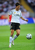 Linda Bresonik of team Germany during the FIFA Women's World Cup at the FIFA Stadium in Frankfurt, Germany on June 30th, 2011.