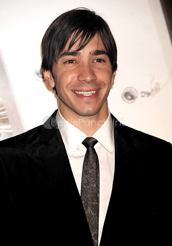 Justin Long on the carpet during Burberry Day at The New York Palace Hotel on May 28, 2009 in New York City Credit: Dennis Van Tine/MediaPunch