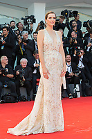 Kristen Wiig at the Downsizing premiere and Opening Ceremony, 74th Venice Film Festival in Italy on 30 August 2017.<br /> <br /> Photo: Kristina Afanasyeva/Featureflash/SilverHub<br /> 0208 004 5359<br /> sales@silverhubmedia.com