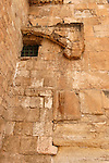Israel, Jerusalem Archaeological Park, part of the western Hulda Gate at the Ophel area<br />