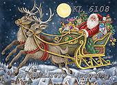 Christmas - nostalgic paintings
