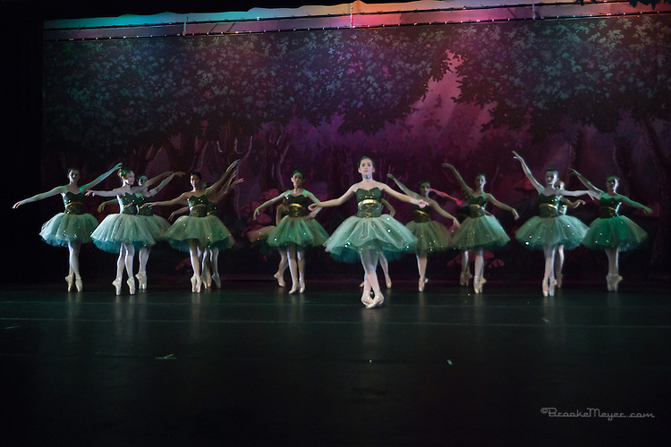 "Second Dress Rehearsal for ""Flight To Neverland"", the 2013 Annual Recital by the Cary Ballet Conservatory."