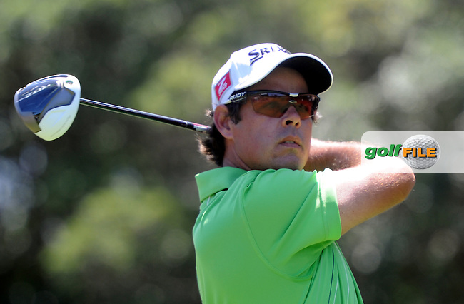 EAST LONDON, EASTERN CAPE, SOUTH AFRICA FEBRUARY 17 - Jaco van Zyl of South Africa during the fourth and final day of the Africa Open Open Golf Challenge at the East London  Golf course. ..Photo: Catherine Kotze/SASPA