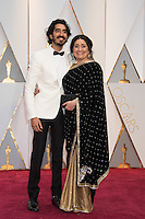 www.acepixs.com<br /> <br /> February 26 2017, Hollywood CA<br /> <br /> Dev Patel arriving at the 89th Annual Academy Awards at Hollywood &amp; Highland Center on February 26, 2017 in Hollywood, California.<br /> <br /> By Line: Z17/ACE Pictures<br /> <br /> <br /> ACE Pictures Inc<br /> Tel: 6467670430<br /> Email: info@acepixs.com<br /> www.acepixs.com