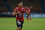 Independiente Medellín venció como local 3-0 Sportivo Luqueño. Segunda fase de la Copa Sudamericana. En el previo del partido se le rindió homenaje al boxeador Yuberjen Martínez, medallista de plata en Río 2016.