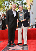 LOS ANGELES, CA. July 31, 2019: James Keach & Stacy Keach at the Hollywood Walk of Fame Star Ceremony honoring Stacy Keach.<br /> Pictures: Paul Smith/Featureflash