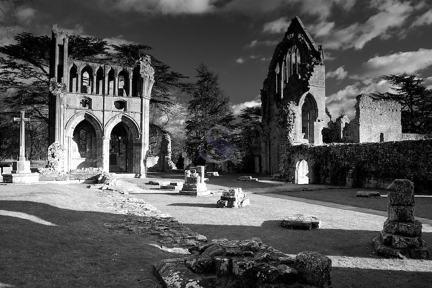 Dryburgh Abbey, Dryburgh, Scottish Borders