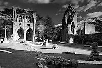 Dryburgh Abbey, Dryburgh, Scottish Borders