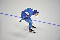 OLYMPIC GAMES: PYEONGCHANG: 14-02-2018, Gangneung Oval, Long Track, 10.000m Men, Seung-Hoon Lee (KOR), ©photo Martin de Jong