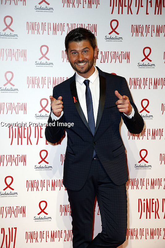 Christophe Beaugrand - Sidaction 2017 Fashion Dinner - 26/01/2017 - Paris - France # DINER DE LA MODE DU SIDACTION 2017