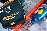 Cavie Umane, Svizzera in Canton Ticino ad Arzo, presso la Cross Research vengono sperimentati nuovi farmaci su volontari: Kit rianimazione