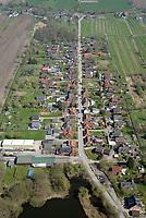 Durchdeich: EUROPA, DEUTSCHLAND, HAMBURG, (EUROPE, GERMANY), 19.04.2018: Fünfhausen Durchdeich